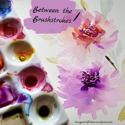 Between the Brushstrokes